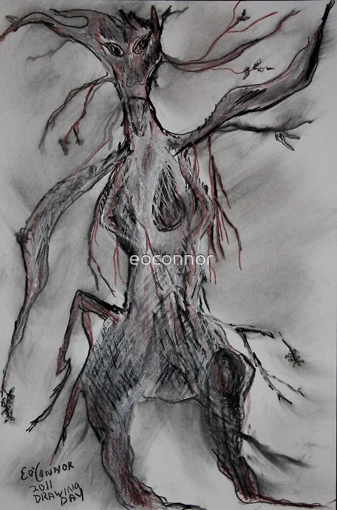 Tree Spirit by eoconnor