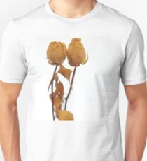 dried roses  T-Shirt