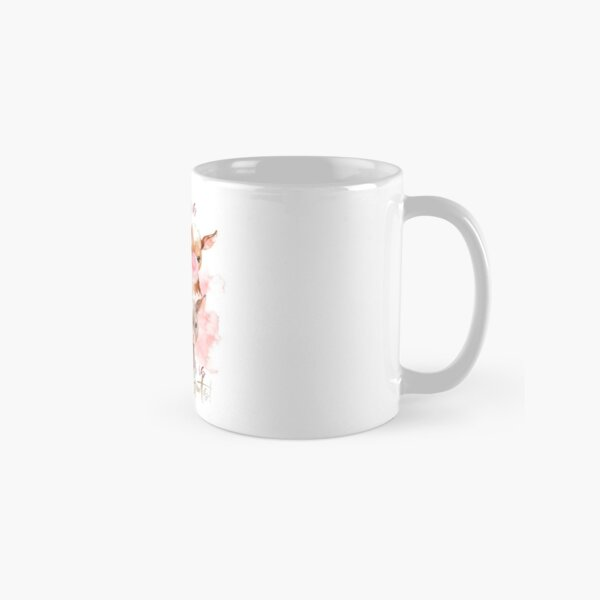 The Answer Is More Goats Watercolor  Classic Mug