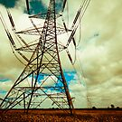 Pylon III by Richard Pitman