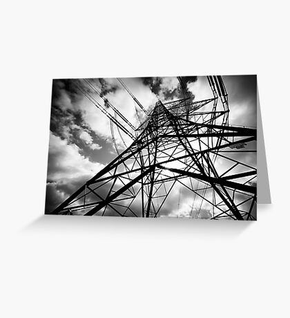 Pylon II Greeting Card