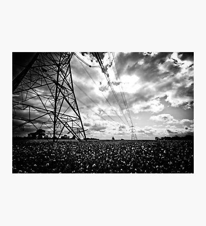 Pylon I Photographic Print