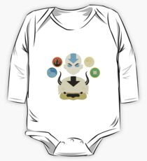 Yip Yip One Piece - Long Sleeve