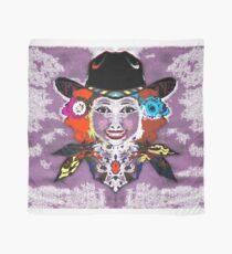 poster cowgirl Scarf