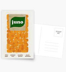 Juno Filmplakat Postkarten
