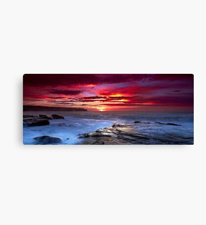 The Hues of Dawn Canvas Print