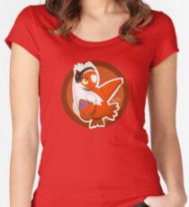 Pokemon: Chibi Latias Women's Fitted Scoop T-Shirt