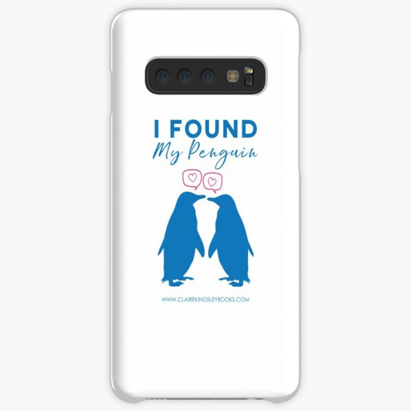I Found My Penguin Samsung Galaxy Snap Case