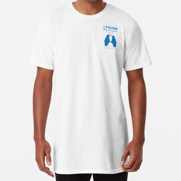 I Found My Penguin Long T-Shirt