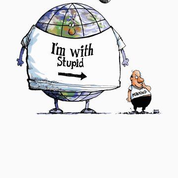 im with stupid by dabear