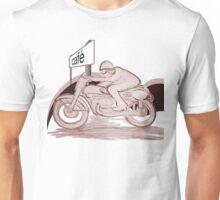 Cafe Racer w color Unisex T-Shirt