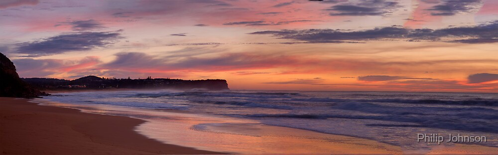 Good Morning Sunshine - Warriewood  Beach, Sydney Australia -  The HDR Experience by Philip Johnson