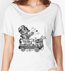 Old Toy Women's Relaxed Fit T-Shirt