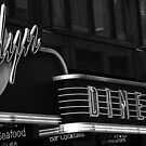 New York Diner - Times square by fionapine