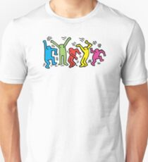 Keith Haring Slim Fit T-Shirt