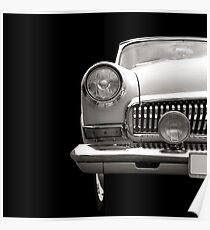 Classic Car of the sixties Poster