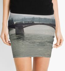 Bridge on Rhine Basel Switzerland 19840629 0006m  Mini Skirt