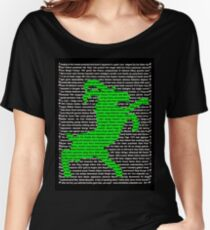 """""""The Year Of The Sheep / Goat / Ram"""" Clothing  Women's Relaxed Fit T-Shirt"""