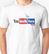 You Twit Face T-Shirt