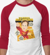 Joss Whedon Men's Baseball ¾ T-Shirt