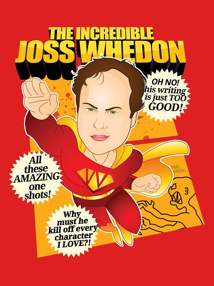 Joss Whedon de TomTrager