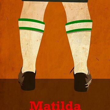 Matilda  by paulrice