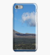 Goat Fell - Mountain of Wind iPhone Case/Skin