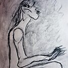 Random Sketch 03...Drawing Day by C Rodriguez
