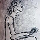 Random Sketch 03...Drawing Day by C. Rodriguez