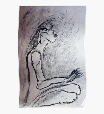 Random Sketch 03...Drawing Day Poster