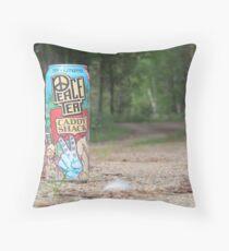 Peace Tea Throw Pillow