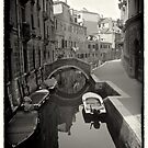 Venice back canal by grorr76