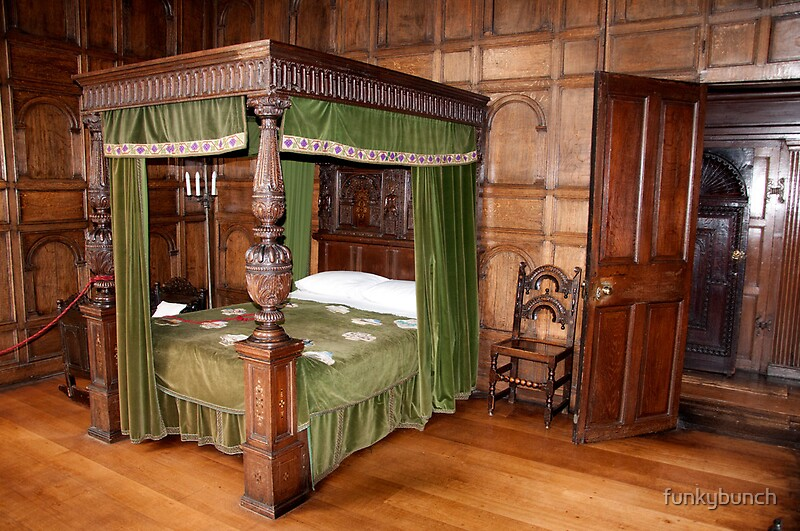 tudor bedroom  funkybunch redbubble