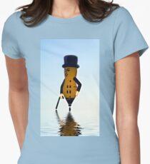 Mr Peanut Women's Fitted T-Shirt
