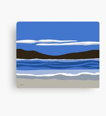 Contemporary  Seascape Canvas Print