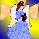 Special Angel by MaeBelle
