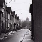 Bright St. CorkTown, Toronto by Ken Hill