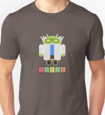 Professor Droid Unisex T-Shirt
