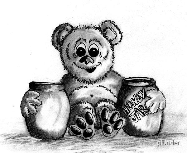 Theodoro Teddy Illustration by plunder
