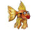 Goldfish Illustration by plunder