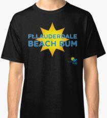 Fort Lauderdale Beach Bum Classic T-Shirt