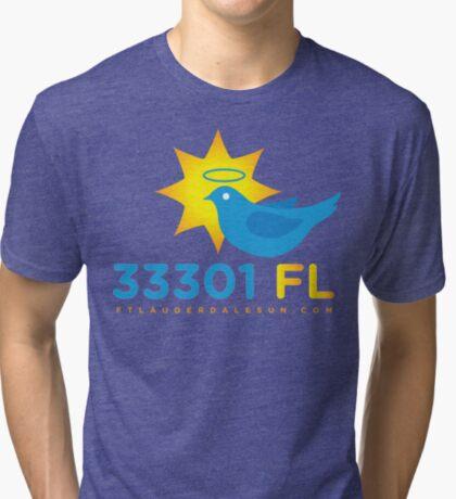 33301 FL Tri-blend T-Shirt