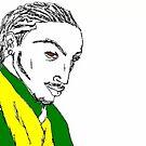 """Ludacris"" Age 17 by mastamere"