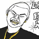 """""""Paul Wall"""" Age 17 by mastamere"""