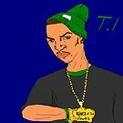 """""""T.I."""" Age 17 by mastamere"""