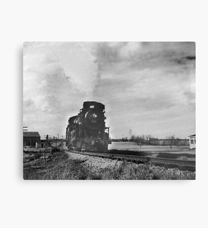 Another Iron Horse Metal Print