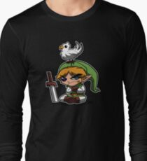 Link's PWNAGE! Long Sleeve T-Shirt