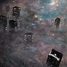 Cosmic neighbourhood by PatrickEnnis