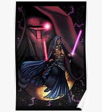 Darth Revan Poster