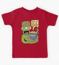 Alien Monster Movie Kids Clothes